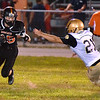 (Brad Davis/The Register-Herald) Shady Spring at Summers County Week 3.