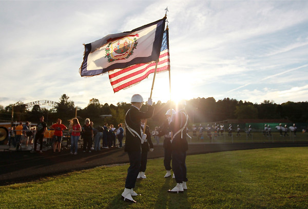 Nicholas County hosted Shady Spring on Friday. (Chris Jackson/The Register-Herald)