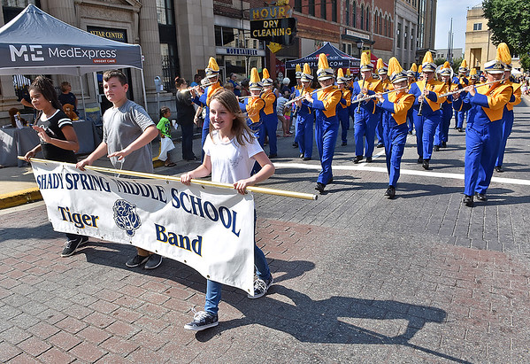 (Brad Davis/The Register-Herald) Kid's Classic Festival Saturday afternoon.