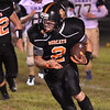 (Brad Davis/The Register-Herald) Summers County's Jacob McBride against Shady Spring Friday night in Hinton.