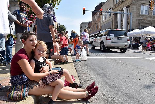 (Brad Davis/The Register-Herald) Kid's Classic Festival Saturday afternoon.