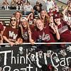 Woodrow Wilson fans getting pumped up for game against Riverside High School at Van Meter Stadium in Beckley Friday night.<br /> (Rick Barbero/The Register-Herald)