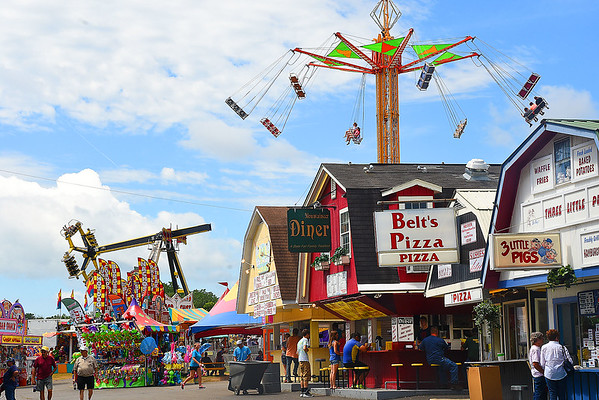 West Virginia State Fair in Fairlea.<br /> (Rick Barbero/The Register-Herald)
