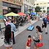 (Brad Davis/The Register-Herald) Taste of Beckley Saturday evening.
