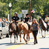 The annual Pineville Labor Day Parade on Monday. (Chris Jackson/The Register-Herald)