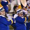 (Brad Davis/The Register-Herald) Shady Spring marching band at Summers County week 3.