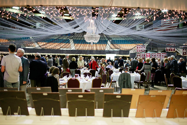 The annual Spirit of Beckley Awards hosted by the YMCA of Southern West Virginia was held Monday at the Beckley-Raleigh County Convention Center. (Chris Jackson/The Register-Herald)