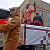 (Brad Davis/The Register-Herald) Beckley's Christmas Parade Saturday afternoon.