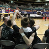 Wyoming East played Robert C. Byrd for the Class AA Boys Championship at the Big Atlantic Classic Saturday in Beckley.