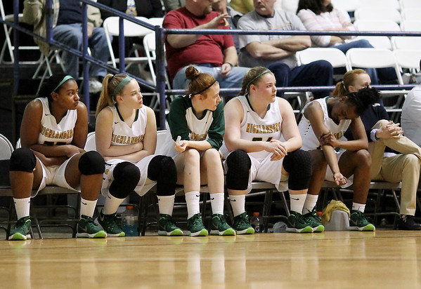 Huntington played George Washington for the Class AAA Girls Championship at the Big Atlantic Classic Saturday in Beckley.