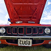 (Brad Davis/The Register-Herald) Friends of Coal Auto Fair at the Raleigh County Memorial Airport.