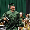 (Brad Davis/The Register-Herald) Wyoming East High 2016 commencement ceremony Sunday afternoon in New Richmond.