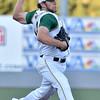 (Brad Davis/The Register-Herald) West Virginia starting pitcher Brian Cherrington delivers against Champion City Saturday night at Linda K. Epling Stadium.