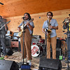 (Brad Davis/The Register-Herald) Norfolk, Virginia-based Major and the Monbacks perform on the Greenbrier Valley Brewing Company Lake Stage during the final day of the Mountain Music Festival Saturday afternoon at Ace Adventure Resort.