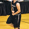 (Brad Davis/The Register-Herald) Westside's Larry Cook reacts after hitting from three-point range during the Renegades' win over cross-county rival Wyoming East Saturday night at the Beckley-Raleigh County Convention Center.