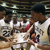 Woodrow Wilson hosted Ripley for the regional AAA basketball finals at the Beckley-Raleigh County Convention Center in Beckley on Tuesday. (Chris Jackson/The Register-Herald)
