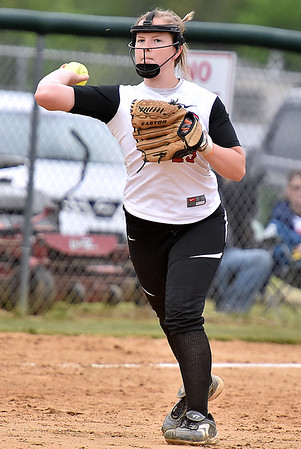 (Brad Davis/The Register-Herald) Liberty vs. Independence May 7 in Coal City.