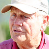 Golf legend Jack Nicklaus speaks about progress on the new Oakhurst Golf Course in White Sulphur Springs. (Chris Jackson/The Register-Herald)