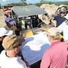 Construction underway on the Oakhurst Golf Course in White Sulphur Springs. (Chris Jackson/The Register-Herald)