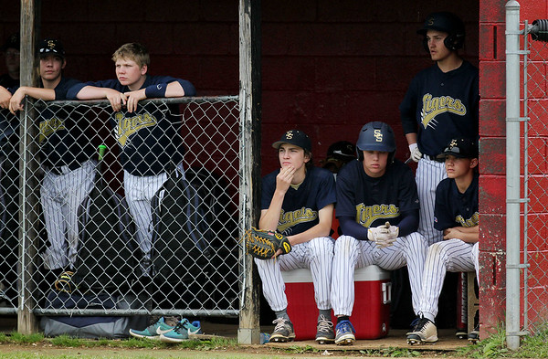 Shady Spring travels to Oak Hill for their Class AAARegion 3, Section 1 tournament game Monday in Oak Hill. Oak Hill won 9-3. (Chris Jackson/The Register-Herald)