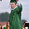 (Brad Davis/The Register-Herald) Greenbrier East 2016 Commencement.