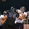 (Brad Davis/The Register-Herald) Nicholas County at James Monroe Friday in Lindside, week 6.