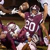 Woodrow #20 Micah Hancock touchdown