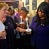 (Brad Davis/The Register-Herald) Women's Resource Center's 26th annual Candlelight Vigil and memorial service Saturday afternoon at The Raleigh Playhouse & Theatre.
