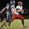(Brad Davis/The Register-Herald) Liberty @ Indy, Week 8.