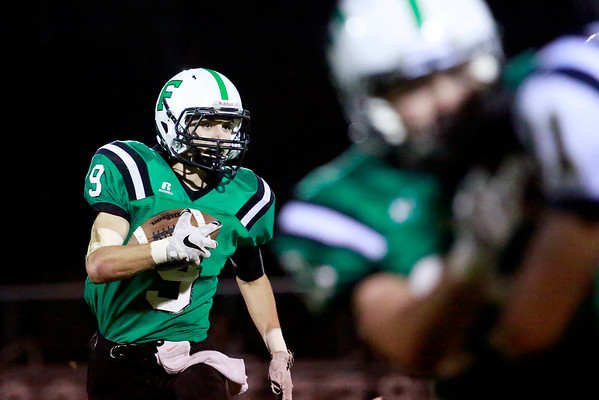 Fayetteville hosts Greenbrier West for their football game Friday in Fayetteville. (Chris Jackson/The Register-Herald)