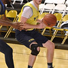 (Brad Davis/The Register-Herald) Former Westside player Will Fox works during WVU Tech practice Friday night at Beckley-Raleigh County Convention Center.