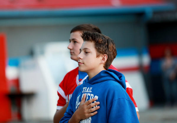 Midland Trail hosts Van during their football game Friday in Hico. (Chris Jackson/The Register-Herald)