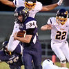 (Brad Davis/The Register-Herald) Greenbrier West running back Colton Kessler carries the ball Friday night in Charmco.
