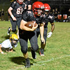 (Brad Davis/The Register-Herald) Liberty v Clay County Friday night in Glen Daniel.