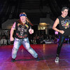 Stephen New and Alicia Lett perform during the Dancing with the Stars event held at the Beckley-Raleigh County Convention Center Friday night. <br /> Rick Barbero/The Register-Herald