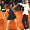 Rick Barbero/The Register-Herald<br /> Chris Rose and Ashley Davis Long perform during the Dancing with the Stars event held at the Beckley-Raleigh County Convention Center Friday night.