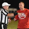 Oak Hill vs Fayetteville Friday night at the John P. Duda stadium in Oak Hill <br /> (Rick Barbero/The Register-Herald)
