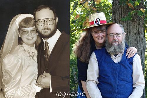 25 years full of Love!