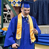 (Brad Davis/The Register-Herald) Greenbrier West High School's 2017 Commencement Ceremony Saturday evening at the State Fairgrounds in Fairlea.