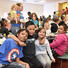 (Brad Davis/The Register-Herald) Stratton Elementary School's Soul Food Luncheon February 24.