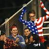 Woodrow Wilson vs Bluefield Friday night at Van Meter Stadium in Beckley.<br /> (Rick Barbero/The Register-Herald)