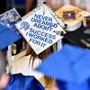(Brad Davis/The Register-Herald) Meadow Bridge High School's 2017 commencement ceremony Saturday afternoon.