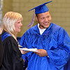 (Brad Davis/The Register-Herald) Midland Trail's 41st Commencement Ceremony Friday night at the Summersville Armory.