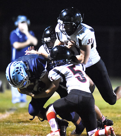 Webster County travels to Meadow Birdge for their high school football game Friday in Meadow Bridge. (Chris Jackson/The Register-Herald)