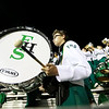 Fayetteville band performs during their football game against Midland Trail during their high school football game Friday in Hico. (Chris Jackson/The Register-Herald)