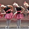 "(Brad Davis/The Register-Herald) Young dancers perform during Beckley Dance Theatre School's Spring recital called ""Music, Music, Music!"" Monday evening inside the Woodrow Wilson High School auditorium."