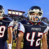 (Brad Davis/The Register-Herald) Indy players look on from the sideline prior to the start of the Patriots' game against Clay County Friday night in Coal City.