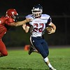 Independence vs Liberty Friday night at Liberty High School.<br /> (Rick Barbero/The Register-Herald)