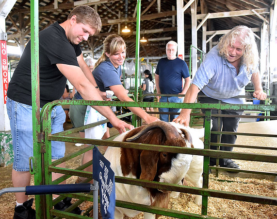 (Brad Davis/The Register-Herald) State Fair Aug. 18 in Fairlea.