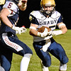(Brad Davis/The Register-Herald) Shady Spring's Tyler Bragg against Independence September 15 in Coal City.